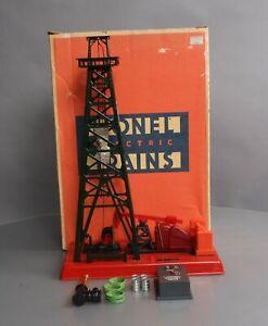 Lionel 6-2305 Getty Operating Oil Derrick/Box