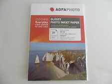 AP18020A4 AgfaPhoto Everyday Photo Inkjet Paper Glossy