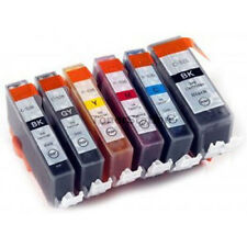 6x INK for CANON PGI525 CLI-526 + GREY PIXMA MG6150 MG6250 MG8150 MG8250