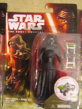 STAR WARS THE FORCE AWAKENS KYLO REN 3.75 INCH TALL ACTION FIGURE