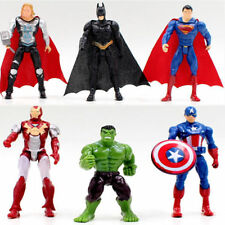 Unbranded 3-4 Years PVC Comic Book Heroes Action Figures