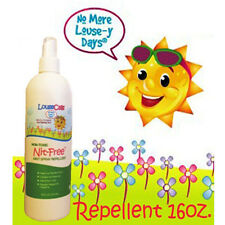LouseCalls 16oz. MINT SPRAY REPELLENT Head Lice Treatment & Removal DIY Products