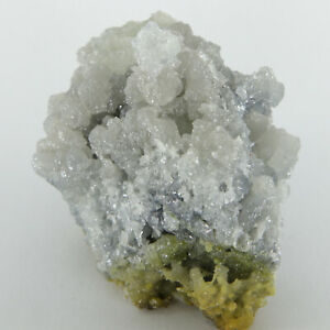 Beautiful ZINCITE Mineral from Poland - Unique - One Of a Kind #zn25e