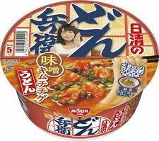 Nissin Donbei Miso Kimchi Chige Udon 81g x 12