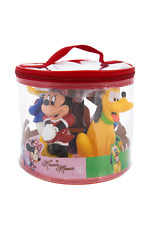 Mickey Mouse & Friends Squeeze Toys Bath Tub Pool Disney Parks Pluto Minnie New