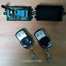 1V2 Wireless Remote Control Kit for Our Access Control System Open Door lock