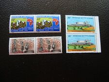 COTE D IVOIRE - timbre yvert et tellier n ° 357 a 359 n** (Z3) stamp