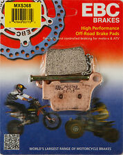 EBC Brakes MXS Series Race Sintered Brake Pads - MXS368