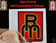RM STOVE REPLACEMENT DECAL STICKER PRIMUS STOVE