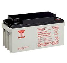 YUASA NP65-12 Batería de plomo sellada 12V 65Ah NP65-12I