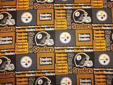 NFL Pittsburgh Steelers: Sq  100% cotton, Welding, Biker,Pipe-fitter,4 panel hat