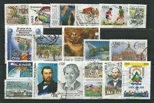 CHILE, Nice Array of Modern Hard to Get Fine Used Stamps (10)
