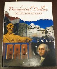 (((PRESIDENTIAL DOLLAR COLLECTION FOLDER--NOT COMPLETE )))