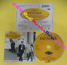 CD SOUNDTRACK Elmer Bernstein John Grisham's The Rainmaker no lp dvd vhs(OST3)