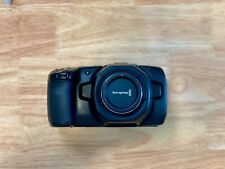 **USED ONCE** Blackmagic Pocket Cinema Camera 4K - 3 Lenses & Monitor - Flawless