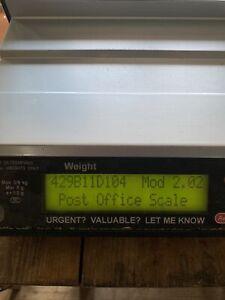 avery berkel scales D104 post Office Scales