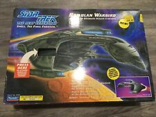 Playmates Star Trek Romulan Warbird Sealed