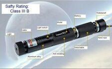 Puntero Láser Luz verde 405nm 5mw mod 301 + PILA 18650 ASTRONOMIA DEPORTES