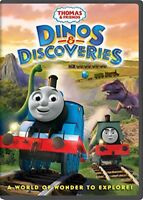 Thomas & Friends: Dinos & Discoveries [New DVD] Snap Case