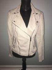 Women's Ivory  jacket made by BlankNYC Sz Medium / NWOT