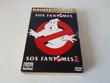 "COFFRET 2 DVD "" SOS FANTOMES 1 + SOS FANTOMES 2"