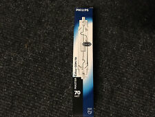 PHILIPS MASTER COLOUR 70w CDM-TD RX7s METAL HALIDE LIGHT BULB 200020