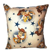Woody  Pillow HANDMADE Disney Toy Story 4 Woody Pillow Made USA