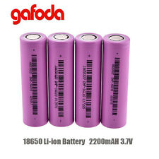 Genunie Gafoda 3.7V 18650 2200mah Li-ion Rechargeable Battery