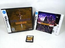Fire Emblem: Shadow Dragon (Nintendo DS, 2009)