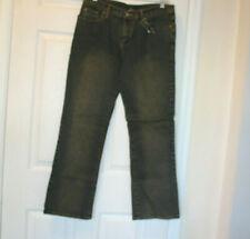 DG2 Classic Stretch Denim Boot-Cut Jeans 193623-A 324082