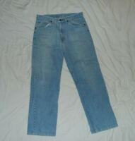 Vintage Levi's 40509 Pin Stripe USA Made Jeans, Tailored, True 33-28, Vanity 31