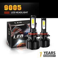 9005 LED Headlights High Beam Bulb HB3 400W 32000LM for Hyundai Sonata 2016-2019
