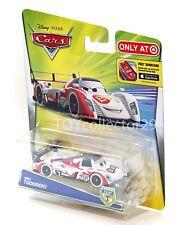 Disney Cars Shu Todoroki Carnival Cup Target Exclusive TROC 1/55 Scale