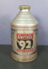 Vintage Oertels 92 Beer Can - Oertel Brewing Company Louisville Kentucky