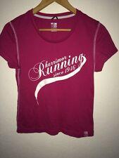 Karrimor Camiseta Correr Top Tamaño 12 oscura de color rosa < R5026
