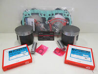 Kawasaki 750 SS, ST, SX WSM Platinum Top End Rebuild Kit (1mm Over) 92-95