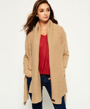 Superdry Womens Haden Cable Waterfall Cardigan