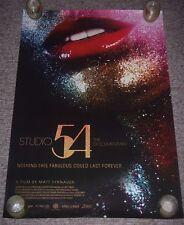 "STUDIO 54 (2018)***Original Movie Poster Single--Sided / Size: 27""x40"""