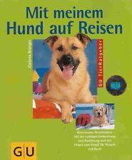 Mit meinem Hund auf Reisen - Brünger - GU-Tierratgeber