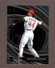 2020 Panini Select Premier #159 Aristides Aquino RC Cincinnati Reds Rookie