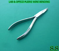 LAB & OFFICE PLIERS WIRE BENDING NEW DENTAL INSTRUMENTS