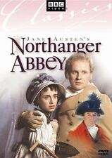 Northanger Abbey (DVD) Peter Firth, Googie Withers, Katherine Schlesinger NEW