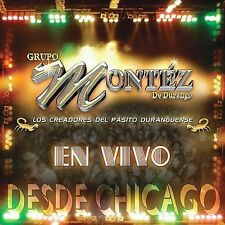 Montez De Durango : En Vivo Desde Chicago CD