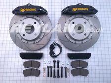 "Ford Sierra Cosworth, RS500 etc  AP Racing 4 pot brake kit USES STD 15"" WHEELS!!"