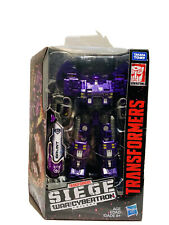 Transformers Generations War for Cybertron Deluxe WFC-S37 Brunt Weaponizer
