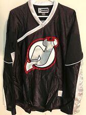 Reebok Women's NHL Fashion New Jersey Devils Team Black sz XL