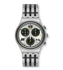 SWATCH - IRONY CHRONO - SEE MY TIME - YCS507G - NEW !