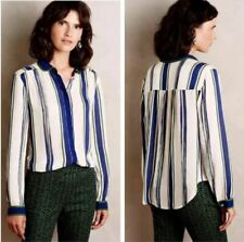 1300c9a2f90 Anthropologie Rayon Striped Blouses for Women for sale | eBay
