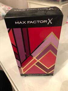 Max Factor Make-Up Set Includes Mascara, Blusher & Nail Varnish Brand New In Box