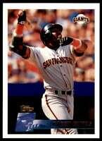 1996 Topps Barry Bonds San Francisco Giants #300